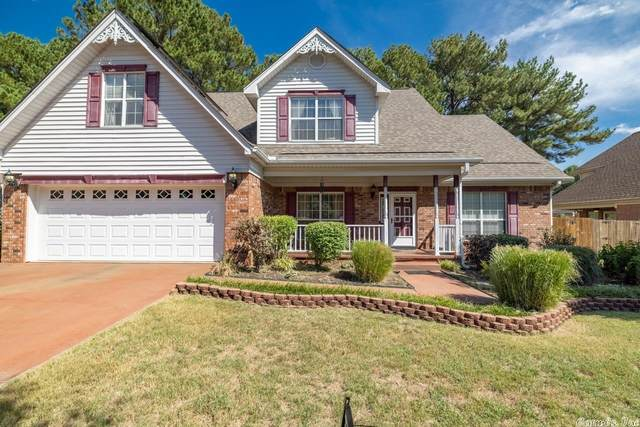 105 Foxrun, Jacksonville, AR 72076 (MLS #21029503) :: United Country Real Estate