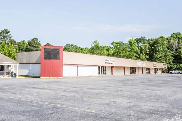 1920 W Main, Jacksonville, AR 72076 (MLS #21029541) :: United Country Real Estate