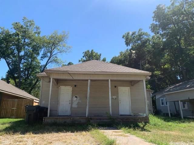 1305 Oakhurst, Jonesboro, AR 72401 (MLS #21029573) :: The Angel Group