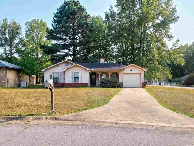 112 Bellevue Cir, Jacksonville, AR 72076 (MLS #21029597) :: United Country Real Estate