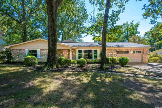 1606 Pinewood, Benton, AR 72019 (MLS #21029750) :: The Angel Group