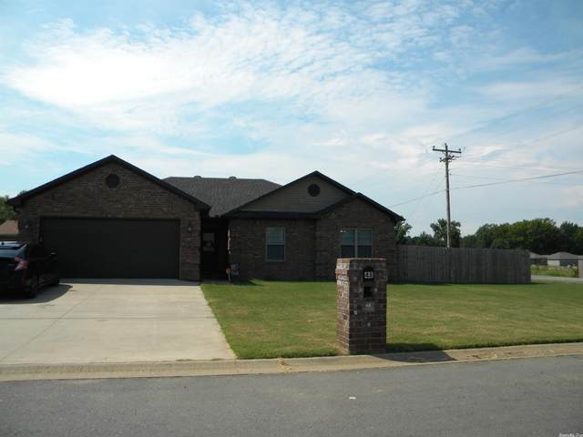 48 Lilly Ann, Ward, AR 72176 (MLS #21029862) :: United Country Real Estate