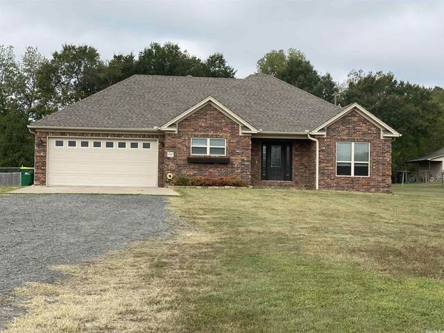 11819 Batesville Pike, Cabot, AR 72023 (MLS #21029912) :: United Country Real Estate