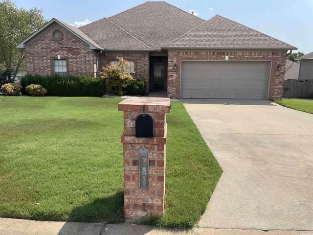 702 Keesee, Benton, AR 72019 (MLS #21029938) :: Liveco Real Estate