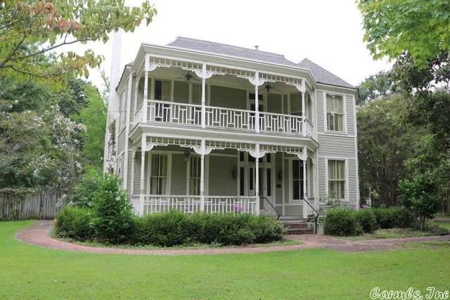 516 Jefferson, Lonoke, AR 72086 (MLS #21030013) :: United Country Real Estate