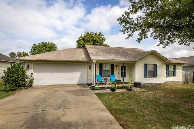 10 Geraldine, Ward, AR 72176 (MLS #21030030) :: United Country Real Estate
