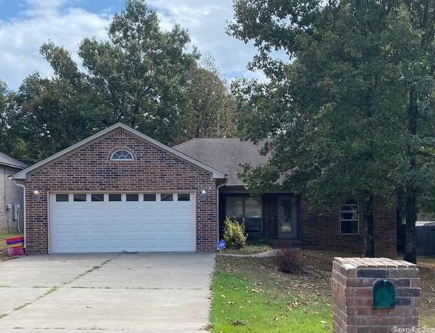 1504 Sheridan, Jacksonville, AR 72076 (MLS #21030073) :: United Country Real Estate