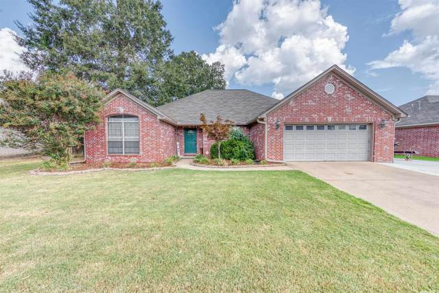 12 Eagle Point, Sherwood, AR 72120 (MLS #21030089) :: United Country Real Estate