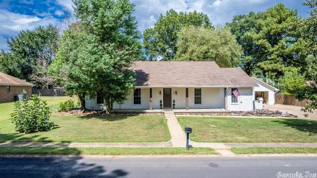 38 Tucker Creek, Conway, AR 72034 (MLS #21030100) :: United Country Real Estate