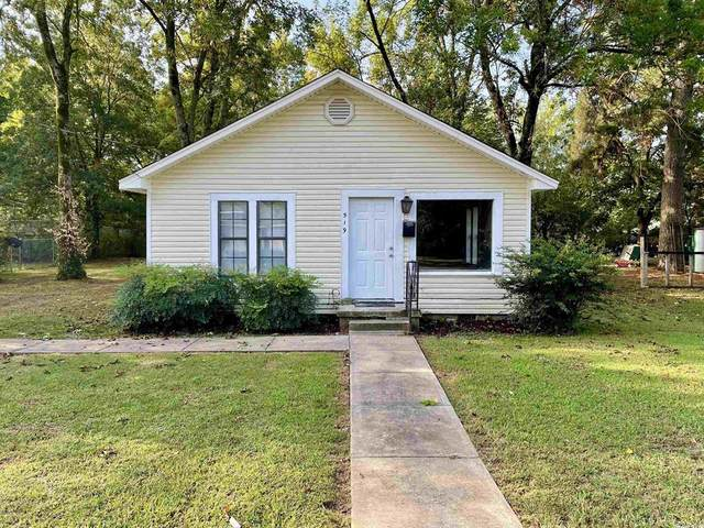 519 Second Street, Conway, AR 72032 (MLS #21030135) :: United Country Real Estate