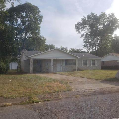 6527 Pioneer, North Little Rock, AR 72117 (MLS #21030148) :: United Country Real Estate