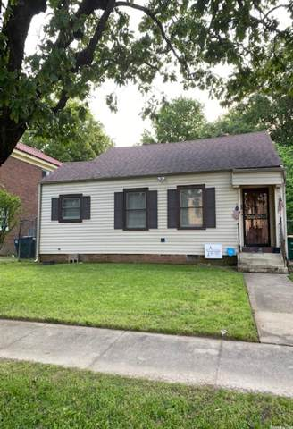 1616 S Gaines, Little Rock, AR 72206 (MLS #21030205) :: United Country Real Estate
