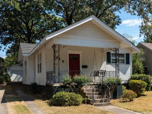 315 N Monroe, Little Rock, AR 72205 (MLS #21030206) :: United Country Real Estate