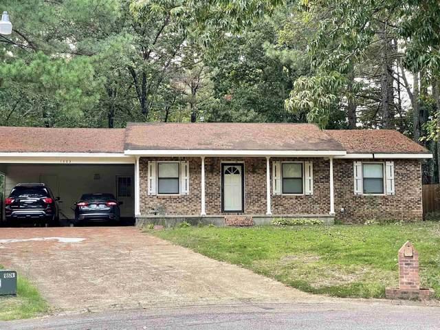 1603 Teresa, Jonesboro, AR 72401 (MLS #21030271) :: The Angel Group