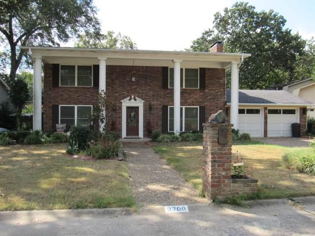 3700 Fox Hill, North Little Rock, AR 72116 (MLS #21030304) :: The Angel Group