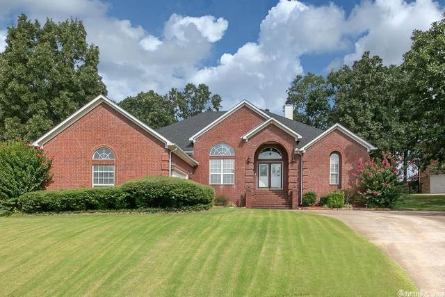 12 Turnberry, Cabot, AR 72023 (MLS #21030334) :: The Angel Group