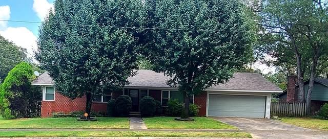4614 Rosemont, North Little Rock, AR 72116 (MLS #21030570) :: The Angel Group