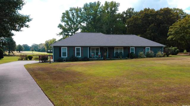 18 Fairway, Cabot, AR 72023 (MLS #21030571) :: The Angel Group