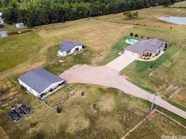 15 Sherwood Ln, Greenbrier, AR 72058 (MLS #21030595) :: Liveco Real Estate