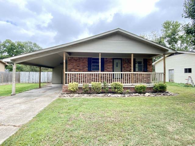 611 N 12th, Paragould, AR 72450 (MLS #21030749) :: The Angel Group