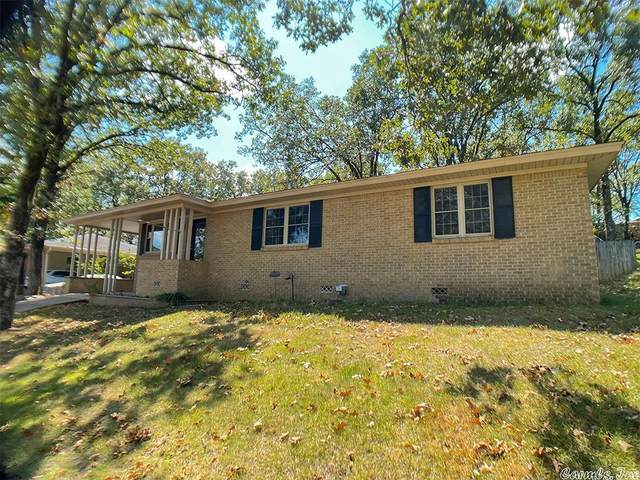 3923 Glenmere Road, North Little Rock, AR 72116 (MLS #21030840) :: The Angel Group
