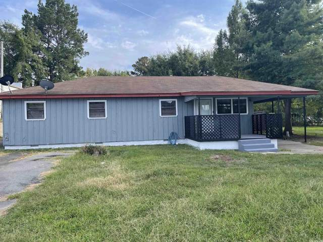 4406 W 28th, Pine Bluff, AR 71603 (MLS #21030917) :: United Country Real Estate