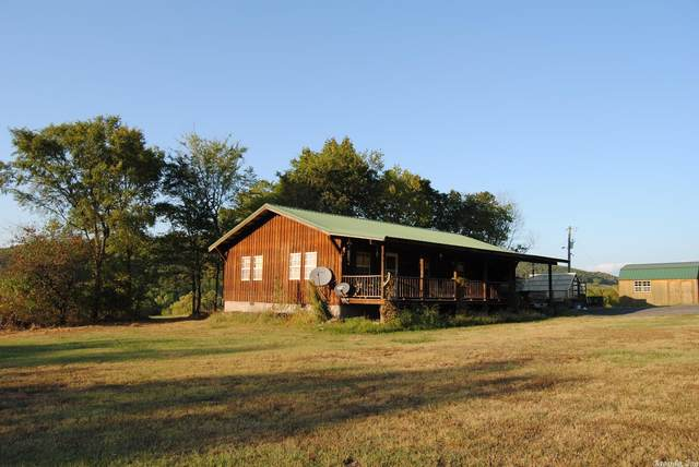 6696 Meer Creek Road, Leslie, AR 72645 (MLS #21030936) :: United Country Real Estate