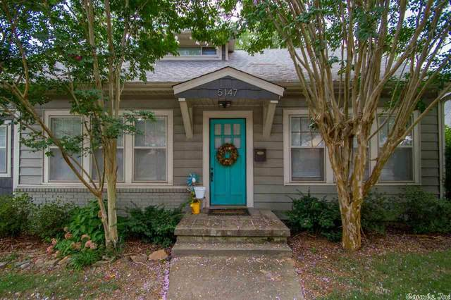 5147 Cantrell, Little Rock, AR 72207 (MLS #21030967) :: The Angel Group