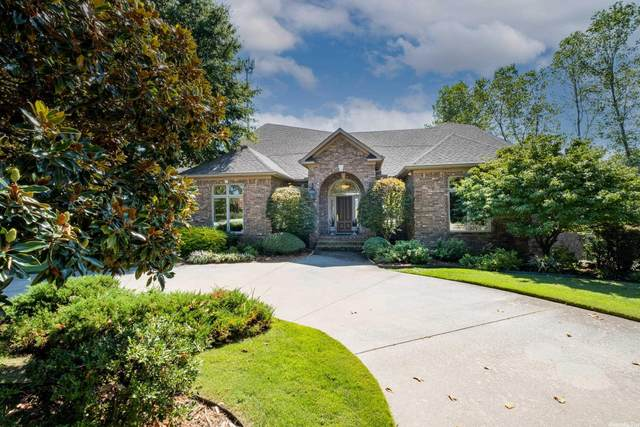 13801 Belle Pointe, Little Rock, AR 72212 (MLS #21031066) :: United Country Real Estate