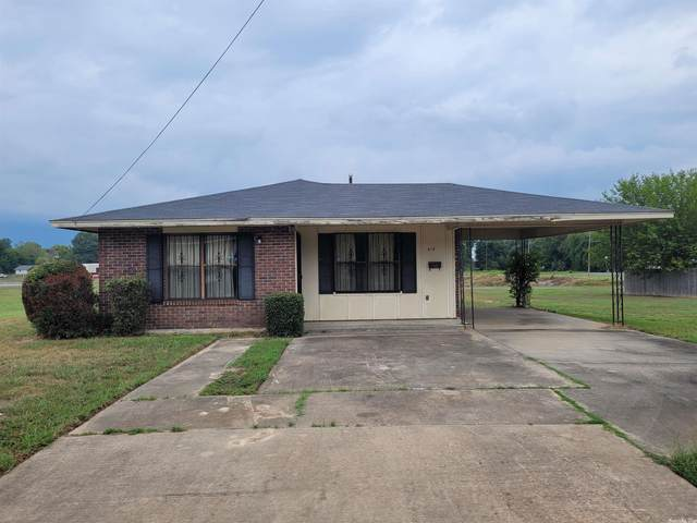 915 E 10th, Pine Bluff, AR 71601 (MLS #21031100) :: United Country Real Estate