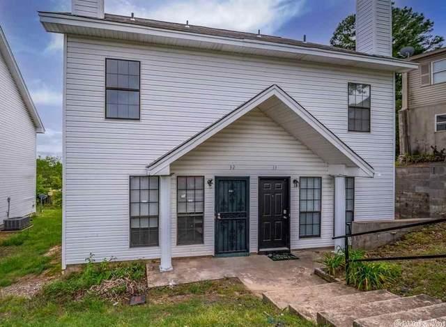 32 Edgehill, Maumelle, AR 72113 (MLS #21032504) :: Liveco Real Estate