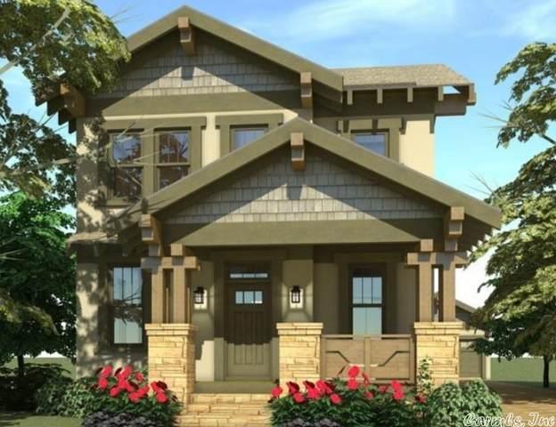 1209 Sage Creek Dr, Bryant, AR 72022 (MLS #21032750) :: Liveco Real Estate