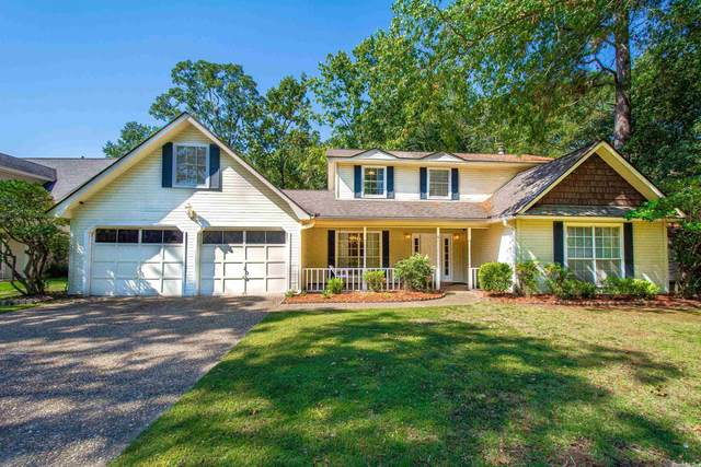 5 Yazoo, Maumelle, AR 72113 (MLS #21033103) :: Liveco Real Estate