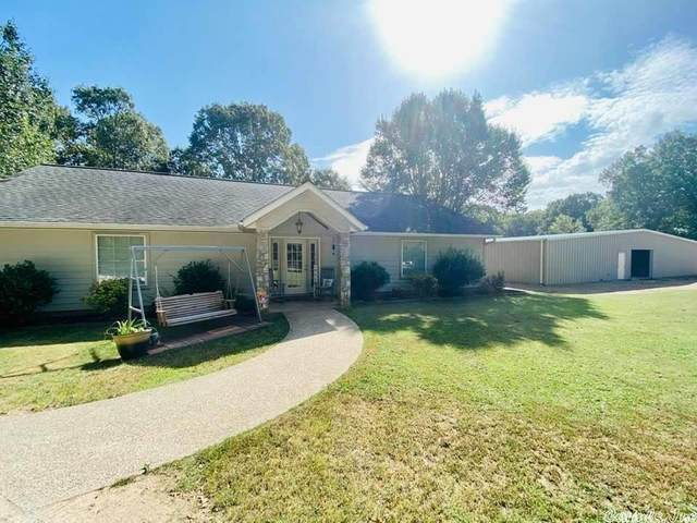 656 Pitard Loop, Mountain View, AR 72560 (MLS #21033163) :: United Country Real Estate