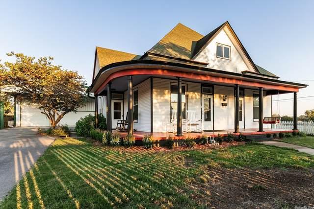 310 S Market, Benton, AR 72015 (MLS #21033191) :: Liveco Real Estate