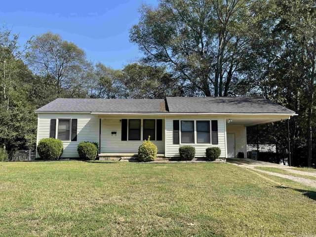 615 Poplar, Benton, AR 72015 (MLS #21033217) :: Liveco Real Estate