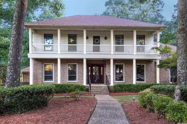 28 Club Manor, Maumelle, AR 72113 (MLS #21033515) :: Liveco Real Estate
