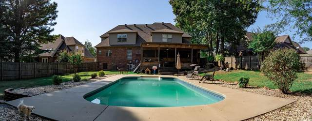 38 Trenton, Greenbrier, AR 72058 (MLS #21033637) :: Liveco Real Estate