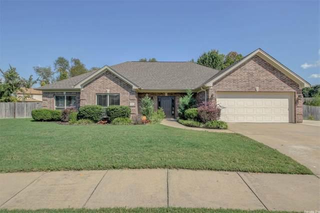 3407 Hemlock Cv, Benton, AR 72015 (MLS #21033792) :: Liveco Real Estate
