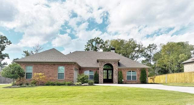 230 Lake Valley, Maumelle, AR 72113 (MLS #21033839) :: Liveco Real Estate