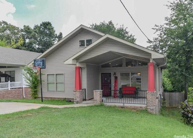 3107 W 13th, Little Rock, AR 72204 (MLS #21033862) :: Liveco Real Estate