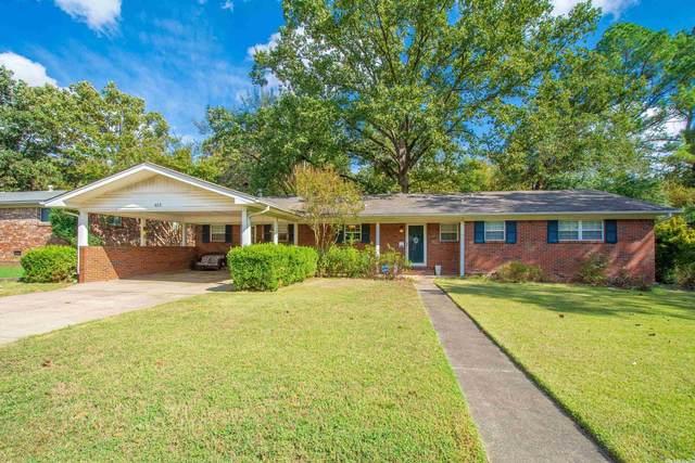 615 N Hughes, Little Rock, AR 72205 (MLS #21033889) :: Liveco Real Estate
