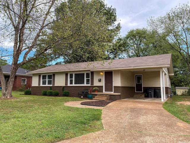 704 Randall, Searcy, AR 72143 (MLS #21033894) :: Liveco Real Estate