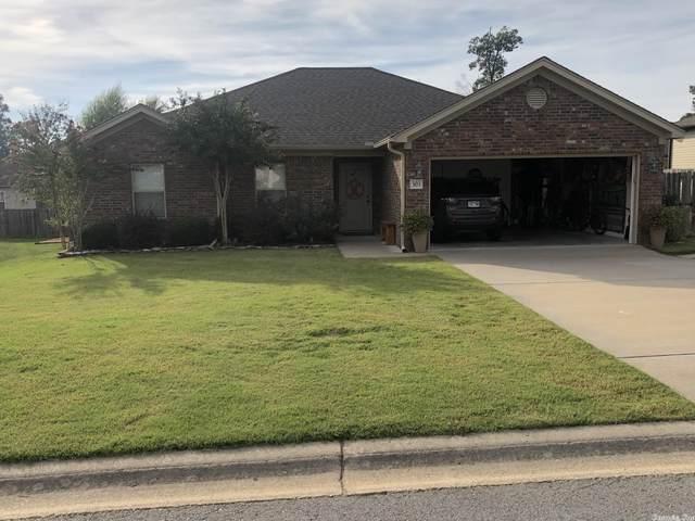 303 Stone Creek, Benton, AR 72015 (MLS #21033930) :: United Country Real Estate