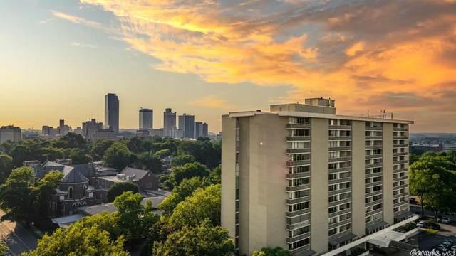 700 E 9th 7K, Little Rock, AR 72202 (MLS #21034241) :: Liveco Real Estate