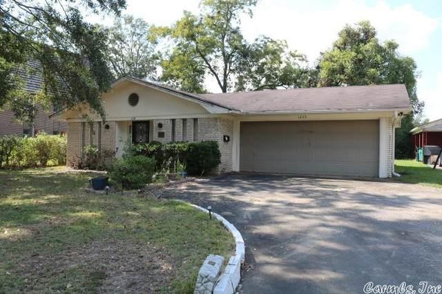 1402 S Georgia, Pine Bluff, AR 71601 (MLS #21034277) :: Liveco Real Estate