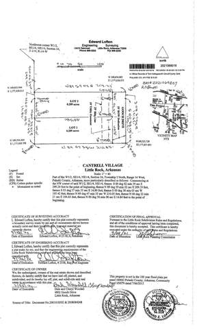 4802 Gooch, Little Rock, AR 72223 (MLS #21034400) :: Liveco Real Estate