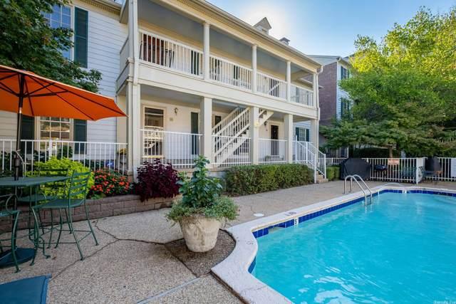 416 N Pierce #15, Little Rock, AR 72205 (MLS #21034574) :: Liveco Real Estate