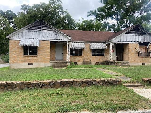 2317 Brown, Little Rock, AR 72204 (MLS #21034618) :: Liveco Real Estate