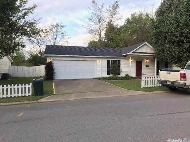1203 Jackman, Benton, AR 72015 (MLS #21034626) :: Liveco Real Estate